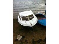 Shetland 535 boat project