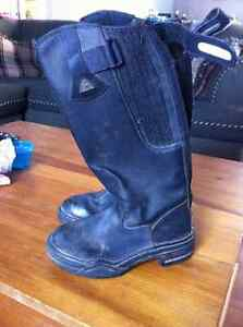 Kid's Winter Riding Boots