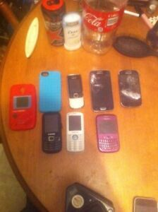 Old phones 20$$obo$$$takes all