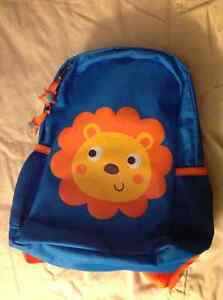 Toddler Backpack with Matching Cap