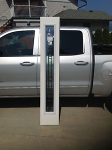 Brand New Lexington insulated exterior Sidelite for sale.