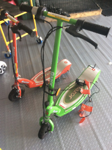 Razor electric scooter - SOLD PPU