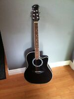 Ovation applause acoustic electric