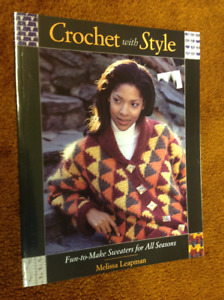 Crochet with Style Melissa Leapman