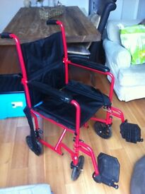 REDUCED Small Wheelchair