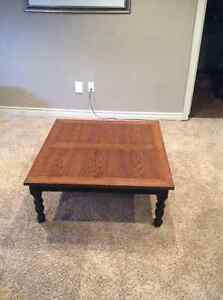 Coffee table with end tables Kitchener / Waterloo Kitchener Area image 1