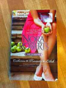 """""""The Calhouns"""" by Nora Roberts"""