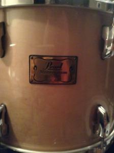 Pearl MRX Drums