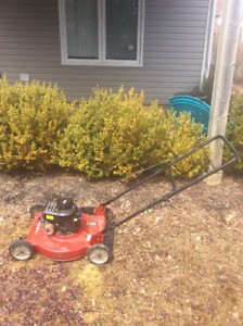 Lawnmower (Still Available)