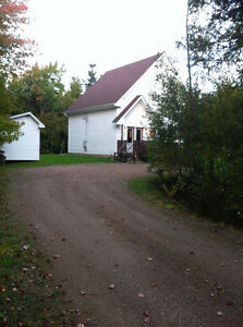 Private and Close to Beach Home For Rent In Grand Barachois,NB