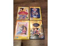 4 Disney DVD shorts