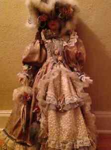 Antique looking collectable doll Gatineau Ottawa / Gatineau Area image 3