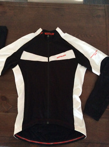 SPECIALIZED ZIP UP MANCHE LONGUE