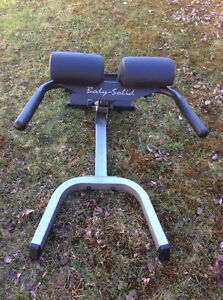 Body Solid hyperextension bench / WOW NEW PRICE
