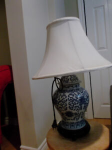 3 Chinese style lamps