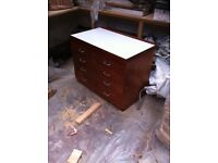 Post war chest of drawers