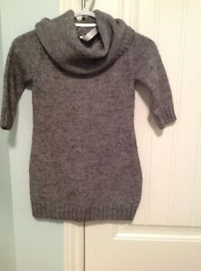 Girls size medium 7/8 knit dress