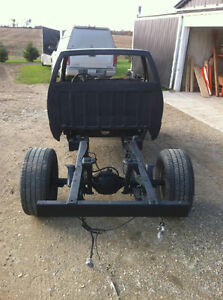 s10 drag truck project