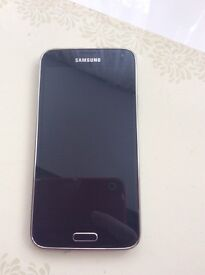 Samsung Galaxy s5 unlocked to all networks immaculate condition