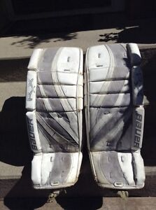 Bauer RX 8 Limited edition 31+1 goalie pads