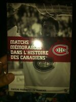 Montreal Canadiens 10-game boxset