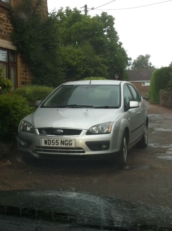 Ford focus 1.6 TDCI New shape. Price reduced!