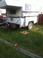 Utility trailer only