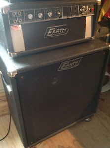 Rare earth sound research bass amp