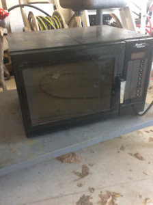 Commercial Amana Microwave