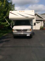 For sale 2005  forest river sunseeker motor home.