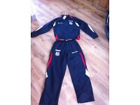 welsh football track suit