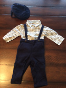 Janie & Jack Baby Boy Outfit (3-6 months)