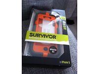I Phone 5S survivor cover