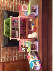 Doll house Fischer Price Loving Family