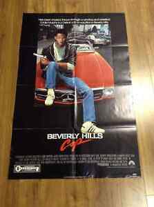 Nice lot of 52 theatrical movie posters from the 70's 80's