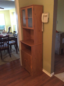 Pine wood Cabinet