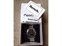Bench designer watch