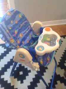 Doll Fisher Price High Chair. Great Condition