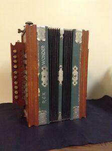 Vintage accordion  London Ontario image 1