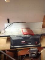 "Jointer/planer 6 1/8"" Craftsman"
