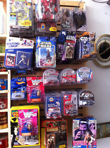 Old Collectible Toys & Games
