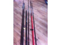 zipplex century team diawa rods