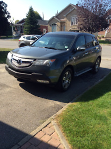 2008 Acura MDX Tech pack AWD VUS