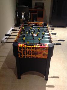 Jeu de soccer sur table
