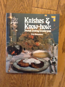 KNISHES & KNOW-HOW JEWISH COOKING