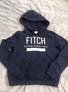 Abercrombie and fitch hooded pullover