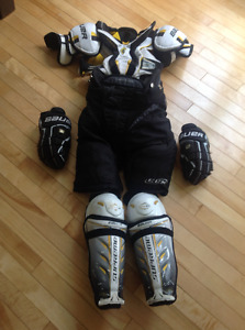 Junior Hockey Equipment