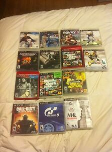 Selling ps3 games and controller.