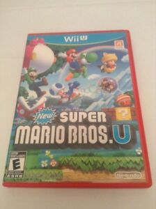 New Super Mario Bros U (disque 10/10)