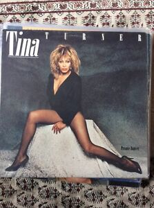 Tina turner vinyl album records lp (2)